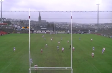 VIDEO: The point that wasn't from Sunday's Division 2 game between Derry and Laois