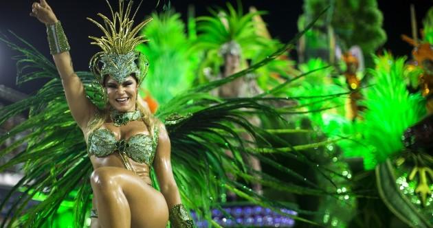 Pics: Rio de Janeiro's samba schools vie for title at Carnival