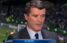 Roy Keane Beard Watch: It's gone, Ireland... deal with it