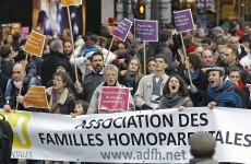 France: Bill to legalise gay marriage and same-sex adoption approved