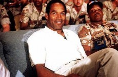 OJ Simpson reportedly hosted a Super Bowl bash in his jail cell