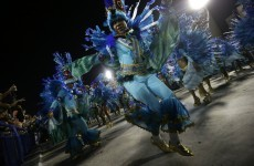 Four killed in Brazil Carnival float fire