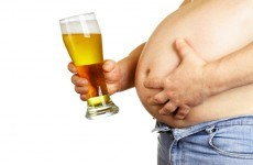 Great news! Beer is not responsible for your belly