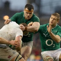 Cian Healy to miss Scotland and France matches after 3 week ban for stamping