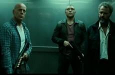 VIDEO: Your weekend movies - Bruce Willis kicks ass, Paul Rudd shows his off
