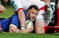 Leinster 'delighted' with chance to play internationally banned Healy