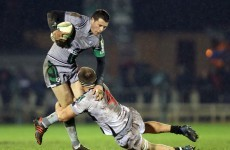 Henshaw returns for Connacht clash with Ospreys, as Ireland contingent start for Ulster