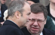 Micheál Martin: I still keep in touch with Brian Cowen