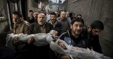 Photo of Gaza burial wins prestigious press award