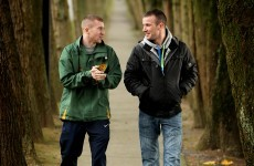 Walsh: Door still open for Nevin, Barnes to fight at Euros