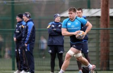 Ruddock to captain Leinster, Healy misses out
