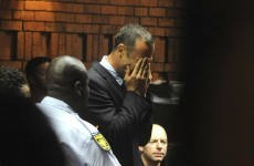"Oscar Pistorius disputes murder charge ""in the strongest terms"""