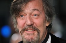 Stephen Fry poses the great Geogheghan question