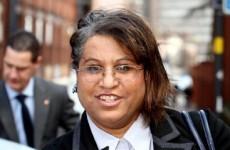 MP's wife denies stealing kitten