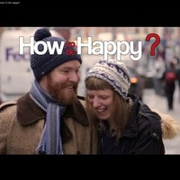 VIDEO: Can you tell us how to be happy?