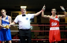 Irish National Elite Championships: Conlan and Nolan progress to respective finals