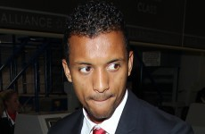 Unmarked police car crashes into Nani's Bentley Continental