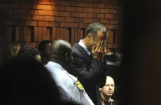 Pistorius 'numb with shock and grief', says uncle