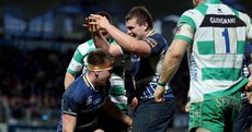 Dominic Ryan hat-trick helps Leinster to easy win