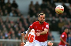 VIDEO: Andy Reid scores a cracker for Forest v Bolton