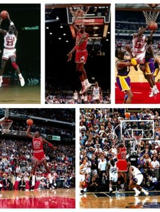 It's Michael Jordan's 50th birthday today...  here's 17 examples of his insane competitiveness