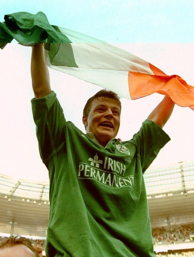 Immortalise this: 13 possible poses for a Brian O'Driscoll statue
