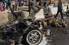 Blasts targeting mainly Shiite areas kill 21 in Baghdad