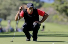 Air Force Fun: Obama tees it up with Tiger Woods