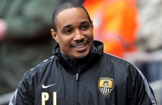 The Guv'nor is back: Paul Ince takes over at Blackpool