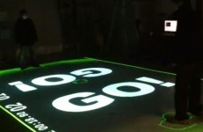 Full Body Pong? How has it taken us so long to invent this?