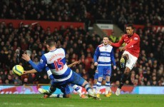 As it happened: Manchester United v Reading, FA Cup fifth round