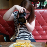 Tumblr of the Day: Pictures of Hipsters Taking Pictures of Food