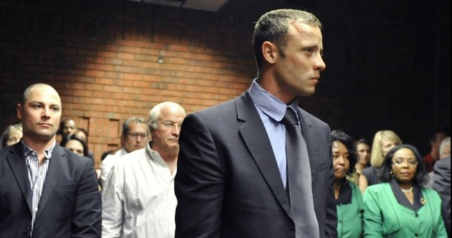 Oscar Pistorius: 'I tried to save Reeva. She died in my arms'