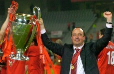 'I'm paying for my success at Liverpool' - Benitez