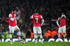 Here's how the Arsenal players rated against Bayern Munich