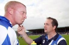 Davy Fitz: 'I don't think we should ever try to change John Mullane'