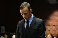 PICTURES: Oscar Pistorius in court