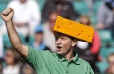 Cheese-head Mark Wilson enjoys Super weekend