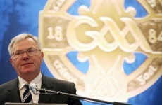 Con Hogan pulls out of race for GAA presidency