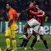 Barca second best as Milan take two-goal advantage to the Nou Camp