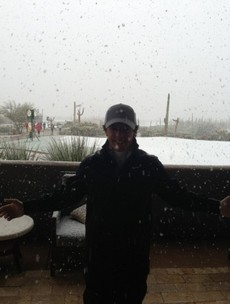 Snow halts WGC Match Play before McIlroy and Lowry can tee off