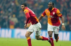 All to play for between Galatasaray and Schalke