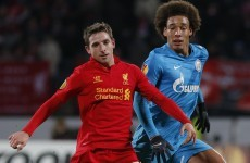 Europa League: Liverpool on the brink of exit, Chelsea and Spurs hold slender leads