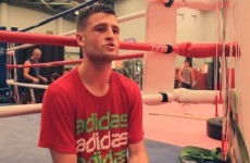 Have you heard about boxer 'Irish Psycho' Tony Bates making an impression in Australia?