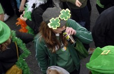 US town stops alcohol sales for Patrick's Day celebration