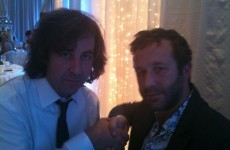 Chris O'Dowd and David O'Doherty... Are they the same person?