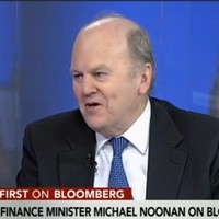 Noonan: Europe now owes Ireland after 'taking one for the team'