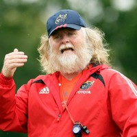 End of the Line: Fisher calls time on Munster role