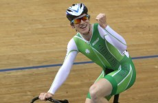 'Never say never pays off eventually' - Irvine savours double medal success