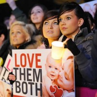 Pro Life opinion poll shows 3 in 4 are against abortion